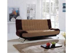 Mẫu Sofa Giường Đơn Nỉ Nhập Khẩu – 1504