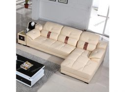 Sofa da cao cấp GD – 007