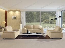 Ghế Sofa Văn Phòng Gỗ Hiện Đại – 007