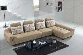 Mẫu sofa vải nhỏ nào phù hợp cho phòng khách hẹp