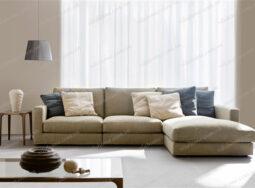Ghế Sofa Vải – 401