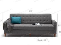Sofa giường cao cấp – 1524