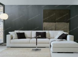 Ghế Sofa Vải – 406