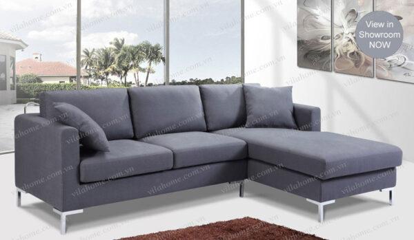 sofa góc nỉ