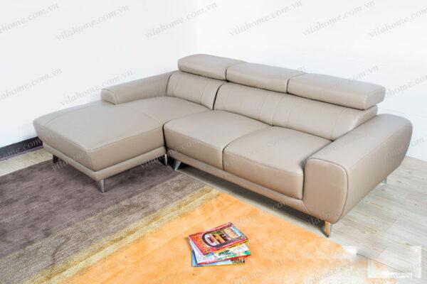 Chọn sofa phòng khách chữ L cần lưu ý các vấn đề sau