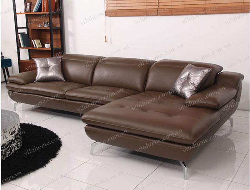 sofa góc da