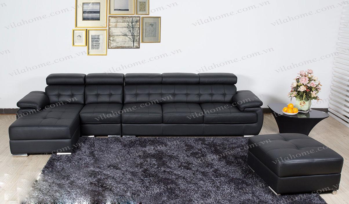 Chất liệu vỏ bọc sofa góc da phải đảm bảo chất lượng