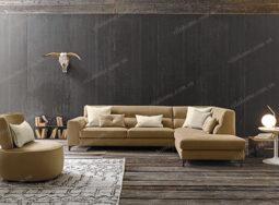 Sofa Da Ý – 2117