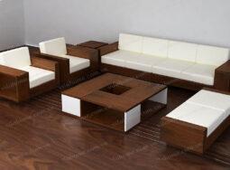 Sofa Gỗ Đẹp – 1711