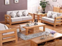 Sofa Gỗ Đẹp – 1728