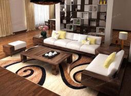 Sofa Gỗ Đẹp – 1730