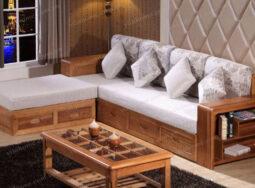 Sofa Gỗ Đẹp – 1732