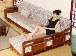 Sofa Gỗ Đẹp – 1704