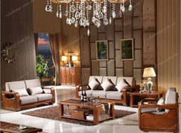 Sofa Gỗ Đẹp – 1705