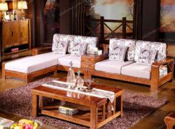 Sofa Gỗ Đẹp – 1706