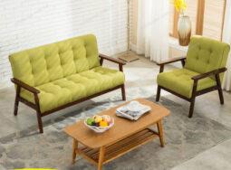 Sofa Gỗ Đẹp – 1708