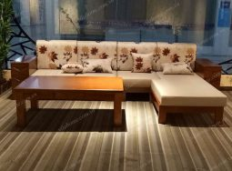 Sofa Gỗ Đẹp – 1709
