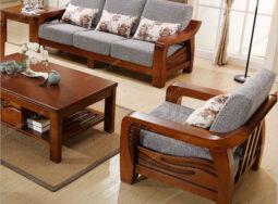 Sofa Gỗ Đẹp – 1710