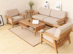 Sofa Gỗ Đẹp – 1714