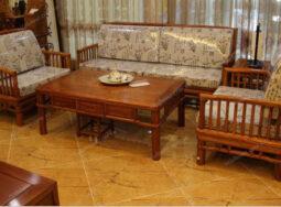 Sofa Gỗ Đẹp – 1715