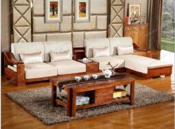 Sofa Gỗ Đẹp – 1716