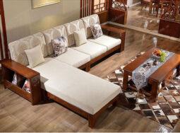Sofa Gỗ Đẹp – 1717
