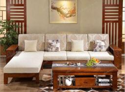 Sofa Gỗ Đẹp – 1718