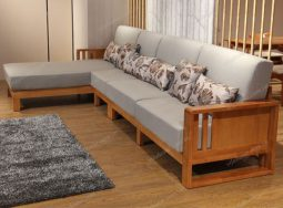 Sofa Gỗ Đẹp – 1719