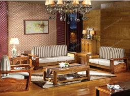 Sofa Gỗ Đẹp – 1721