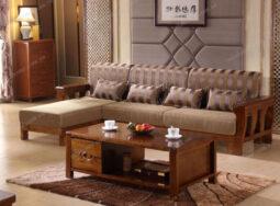 Sofa Gỗ Đẹp – 1723