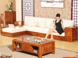 Sofa Gỗ Đẹp – 1724