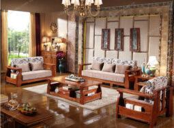 Sofa Gỗ Đẹp – 1725