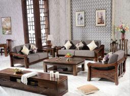 Sofa Gỗ Đẹp – 1726