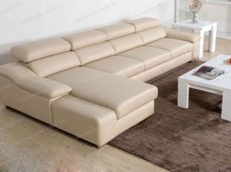 Những tiện ích bất ngờ khi sở hữu một bộ sofa góc da đẹp Hà Nội
