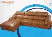 Bộ góc phải sofa da nhập - NK04 - 5 SAI LẦM dẫn đến HỐI HẬN khi vội vàng mua sofa da