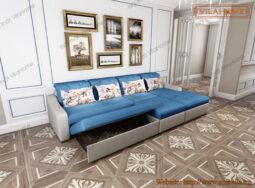 Sofa Giường Đa Năng – 1593
