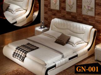 Mẫu giường ngủ hiện đại bọc đệm