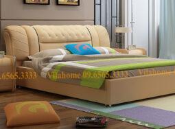 Giường ngủ hiện đại GN-003