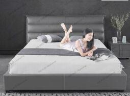 Giường Ngủ Bọc Da GN-7002