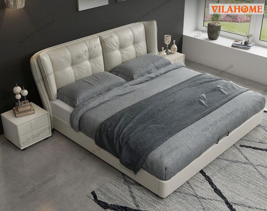 Giường ngủ hiện đại 7001