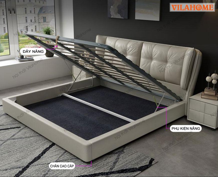 Dát giường ngủ hiện đại nhập khẩu 7001