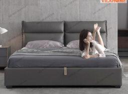 Mẫu Giường Ngủ Hiện Đại Đẹp GN-7003
