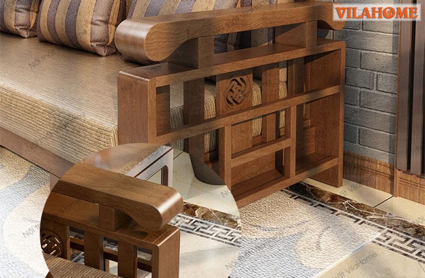 Sofa giường gỗ G901 đẹp tại Hà Nội