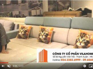 Mẫu sofa giường đa năng có sẵn tại kho vila
