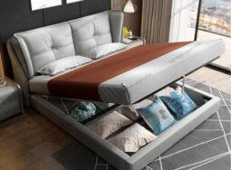 Giường ngủ hiện đại – 7017