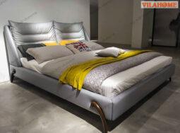 Giường Ngủ Hiện Đại Bọc Da Cao Cấp – 7026
