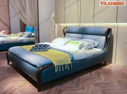 Giường ngủ hiện đại – 7028