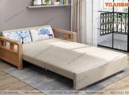 Sofa Giường Gỗ Đẹp – S901