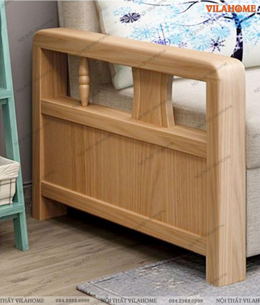 Chất lượng khung gỗ sofa giường thông minh S901