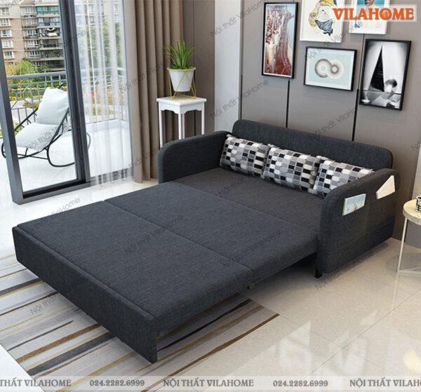 sofa giường đa năng - Nhận biết qua đường chỉ may